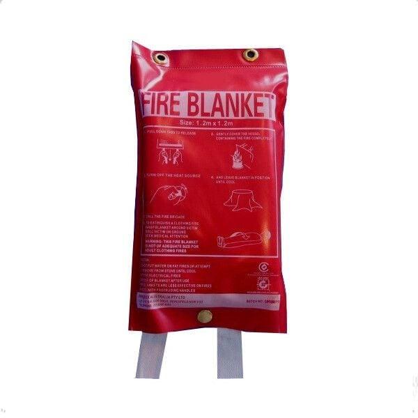 1.2 m x 1.2 m Fire Blanket