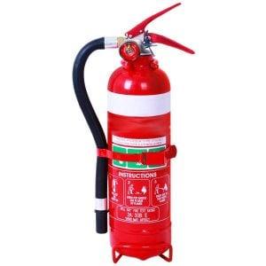 1.5 kg Dry Chemical Powder ABE Fire Extinguisher