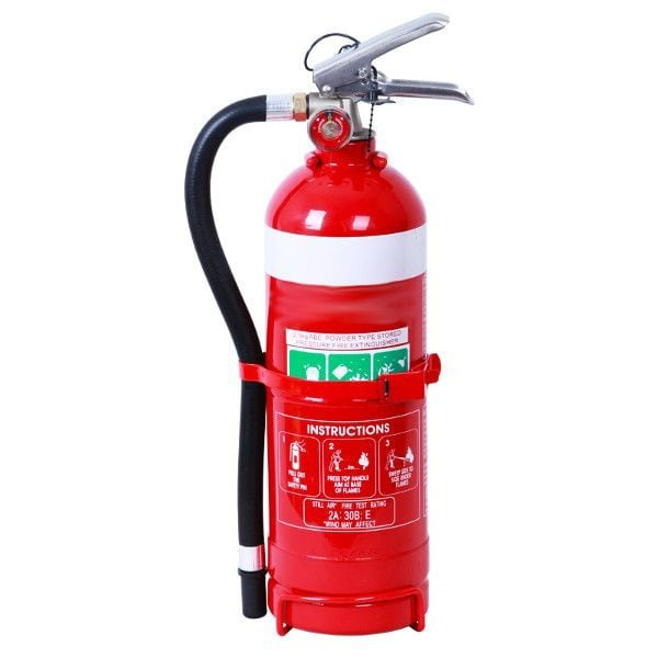 2 kg Dry Chemical Powder ABE Fire Extinguisher