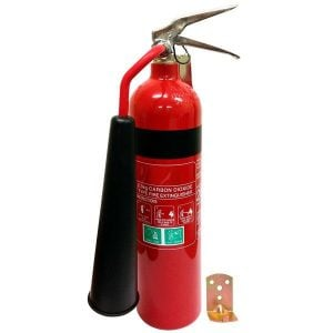 2 kg Carbon Dioxide Fire Extinguisher