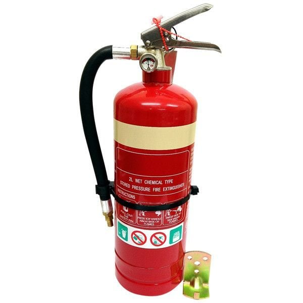 2 L Wet Chemical Fire Extinguisher