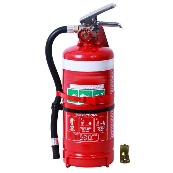 2.5 kg Dry Chemical Powder ABE Fire Extinguisher