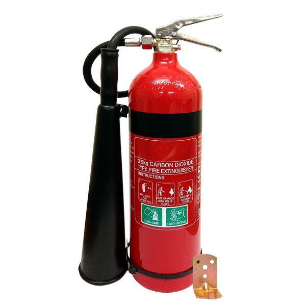 3.5 kg Carbon Dioxide Fire Extinguisher