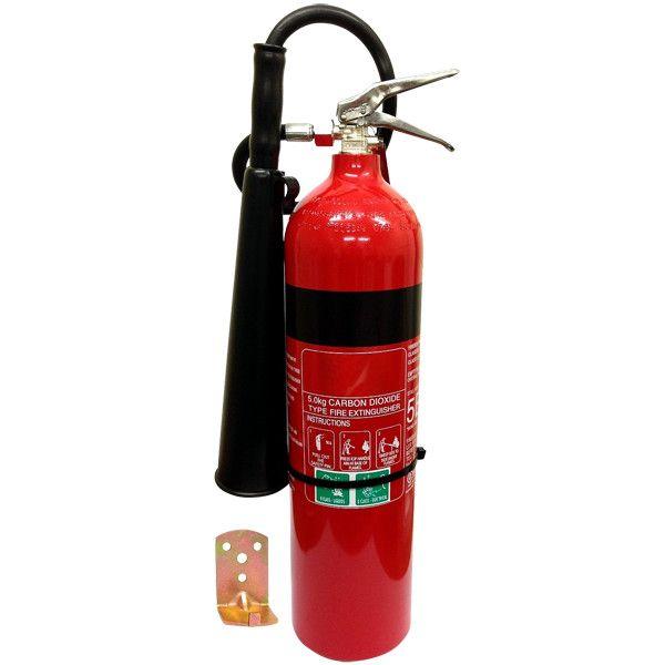 5 kg Carbon Dioxide Fire Extinguisher