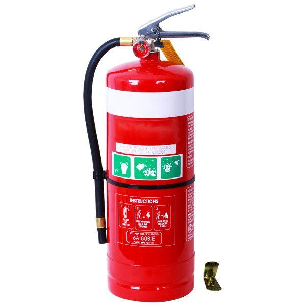 9 kg Dry Chemical Powder ABE Fire Extinguisher