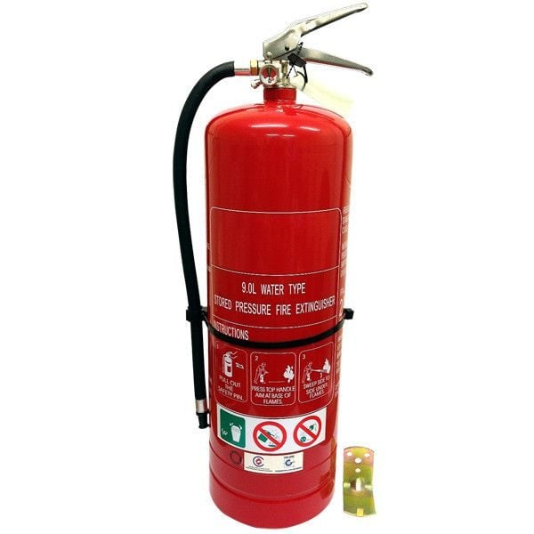9 Litre H2O Fire Extinguisher