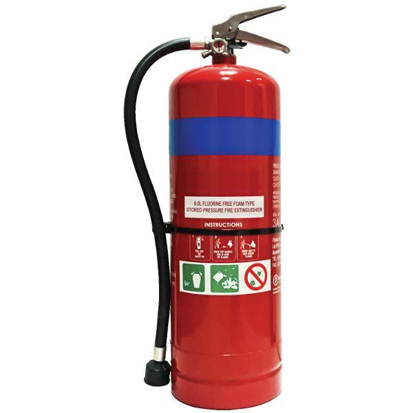 Fluorine Free Foam Fire Extinguisher
